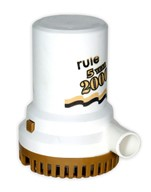 Rule 2000 Gold Series Submersible.