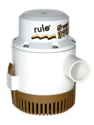 Rule 3700 Gold Series Submersible