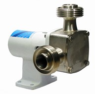 "1"" P80 'Pureflo' Hygienic Self-Priming Flexible Impeller Pedestal Pump"