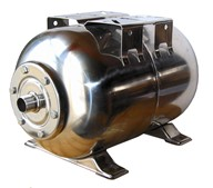 Stainless Steel Accumulator Tank - 24 litre